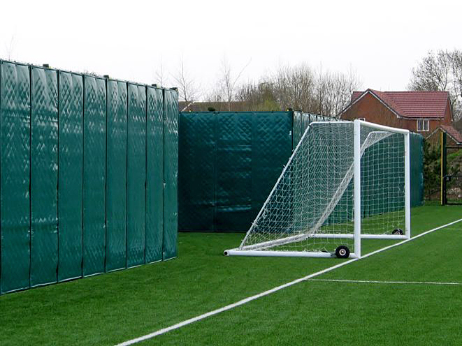 soundproofing for sports pitches