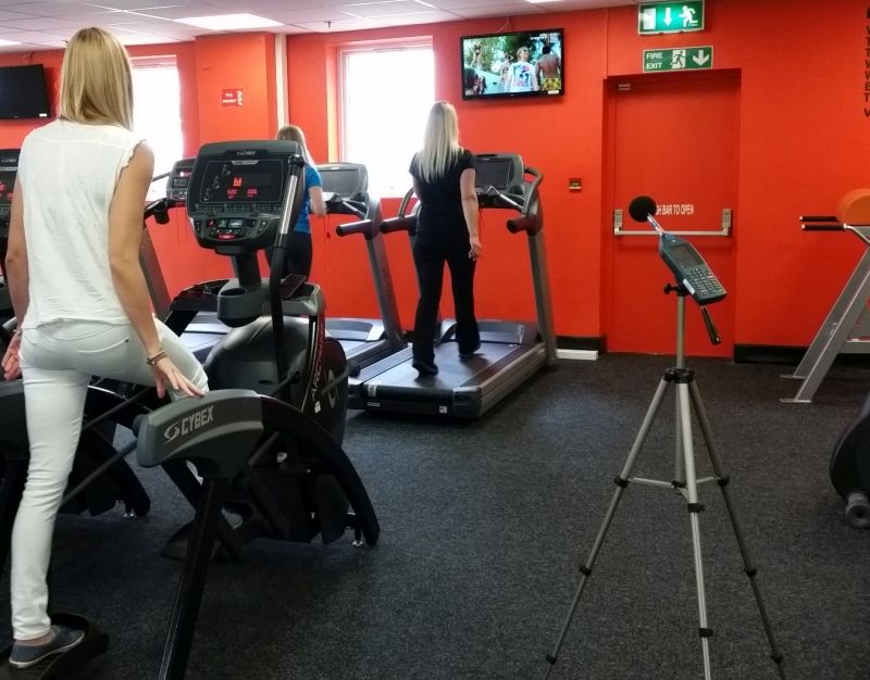 Noise Impact Assessment carried out for proposed Fitness Gym