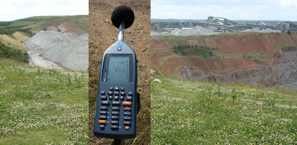 BS 4142 noise testing