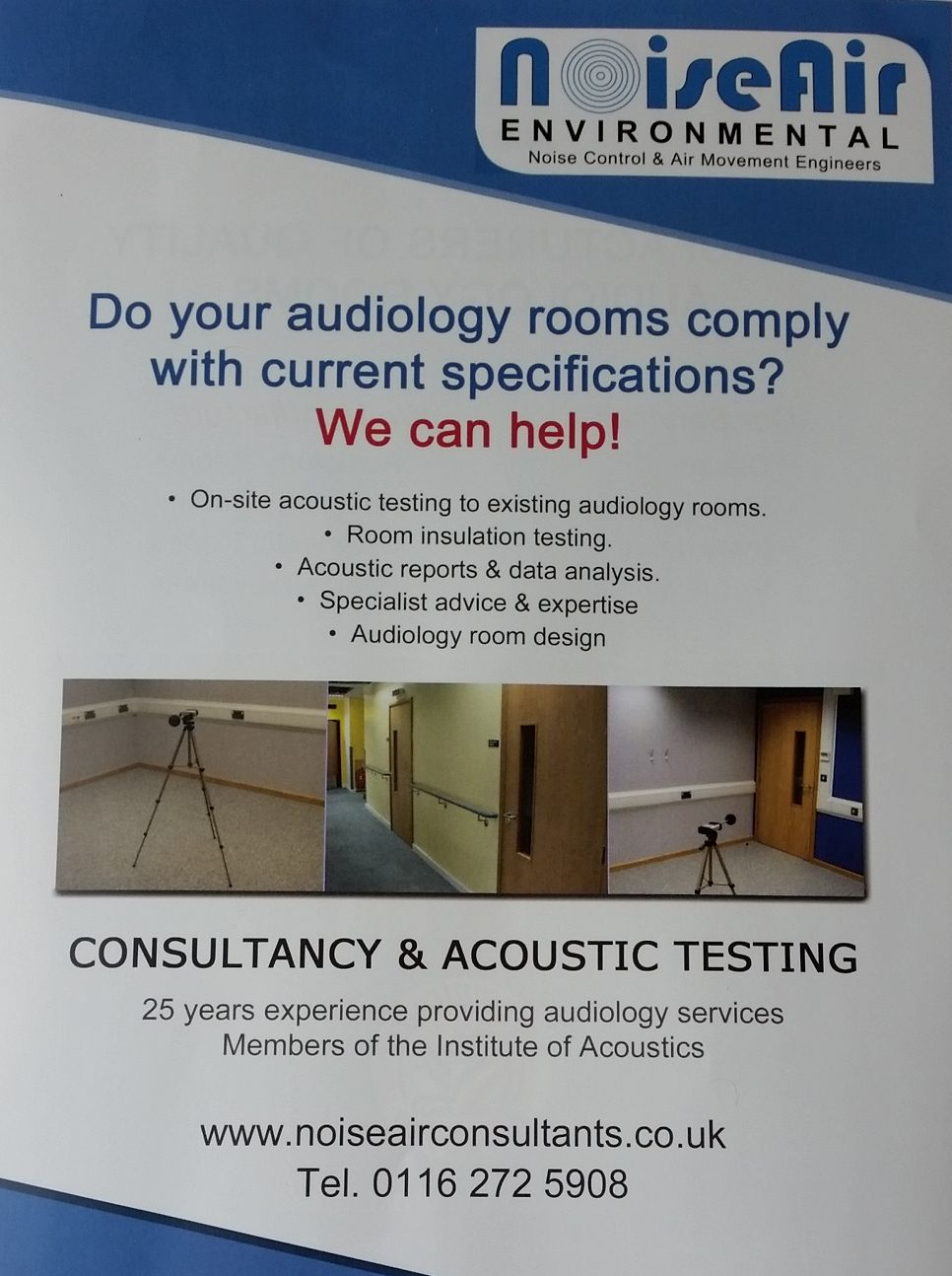 BAA audiology conference