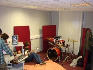 acoustic rooms studios