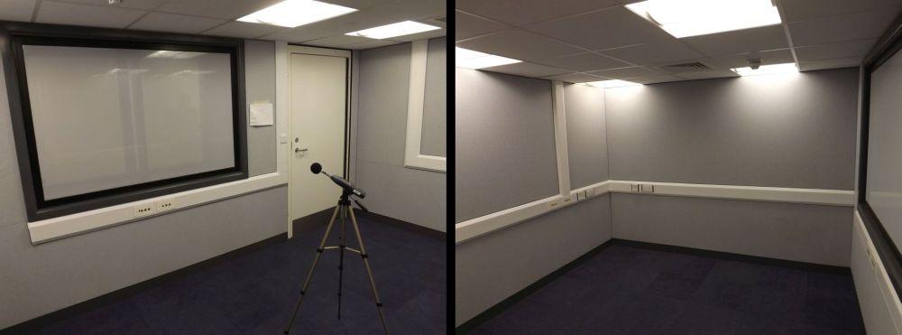 New modular Audiology Room - Redgrave Childrens Centre