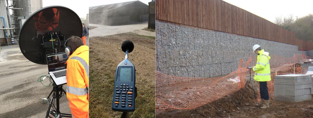 noise impact assessment cheshire