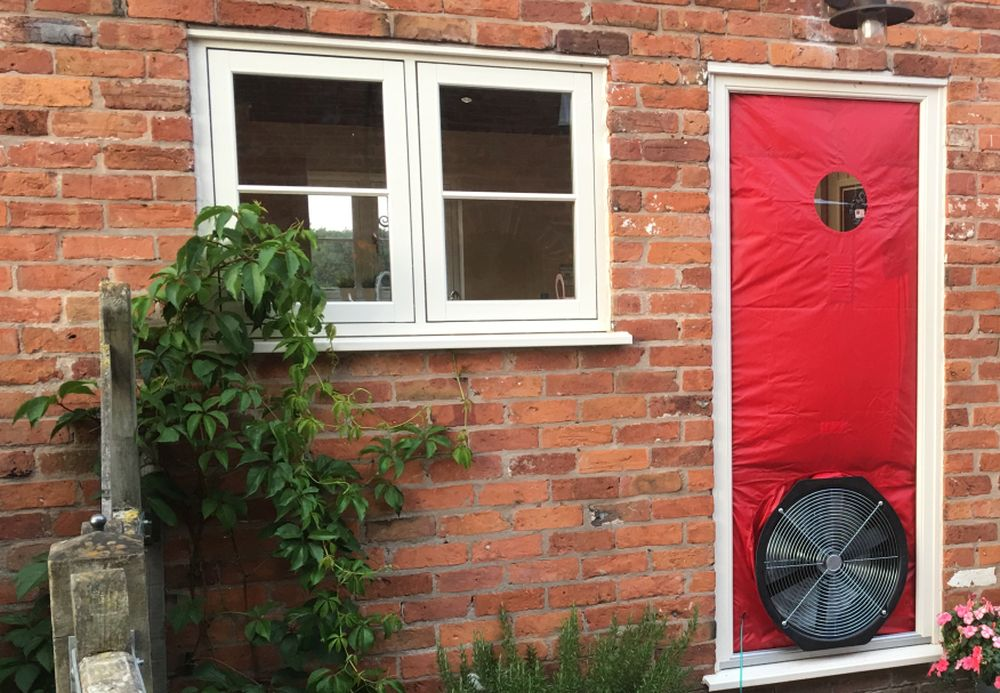 What is Air Tightness Testing?