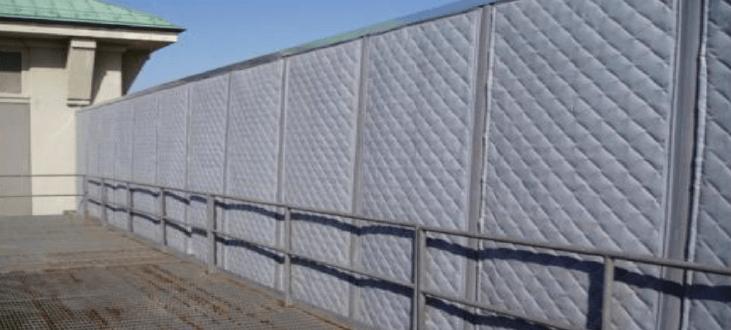 acoustic blankets industrial enclosures