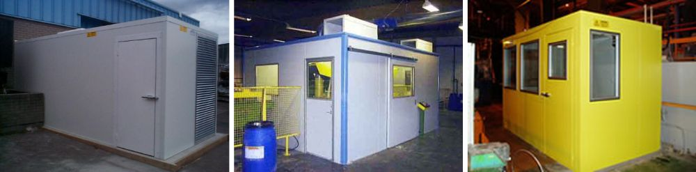 Acoustic Enclosure Crewe