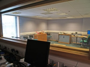 acoustic rooms audiometry