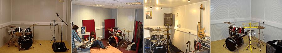 drum booths