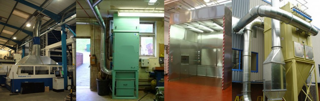 dust extractor systems