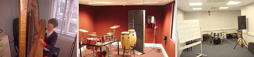acoustic studios for schools