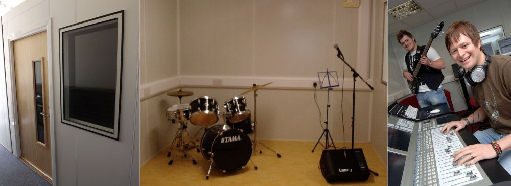 soundproofing for music studios