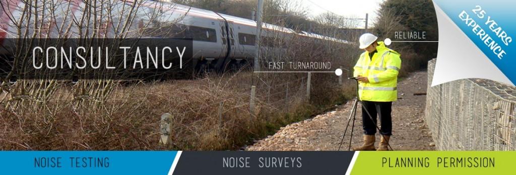 noise survey market harborough