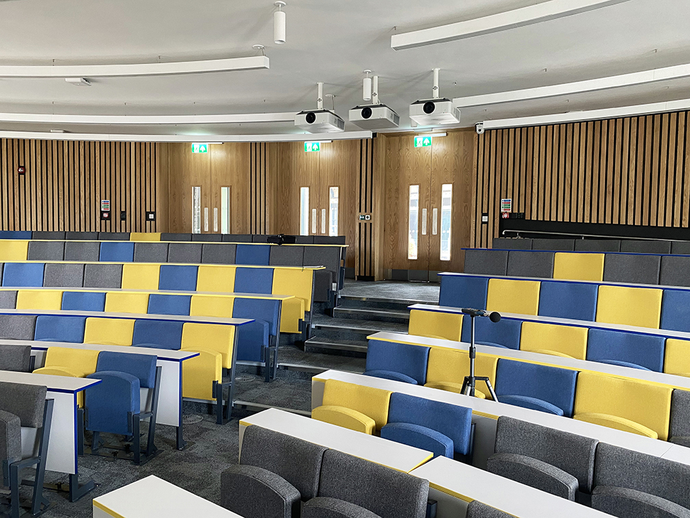 acoustic design schools