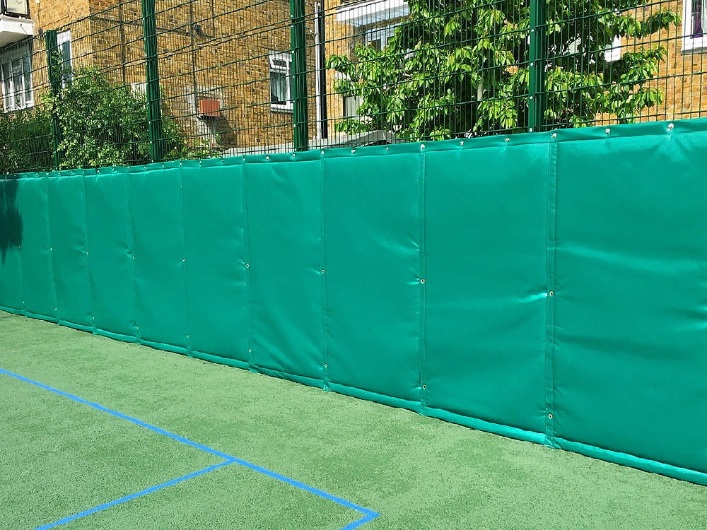 soundproofing sports pitch