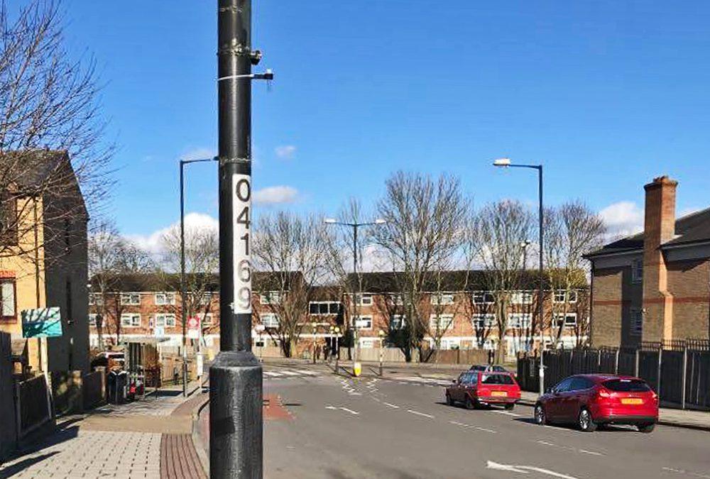 diffusion tube monitoring London