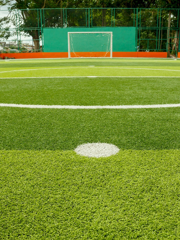 sound reduction sports pitch