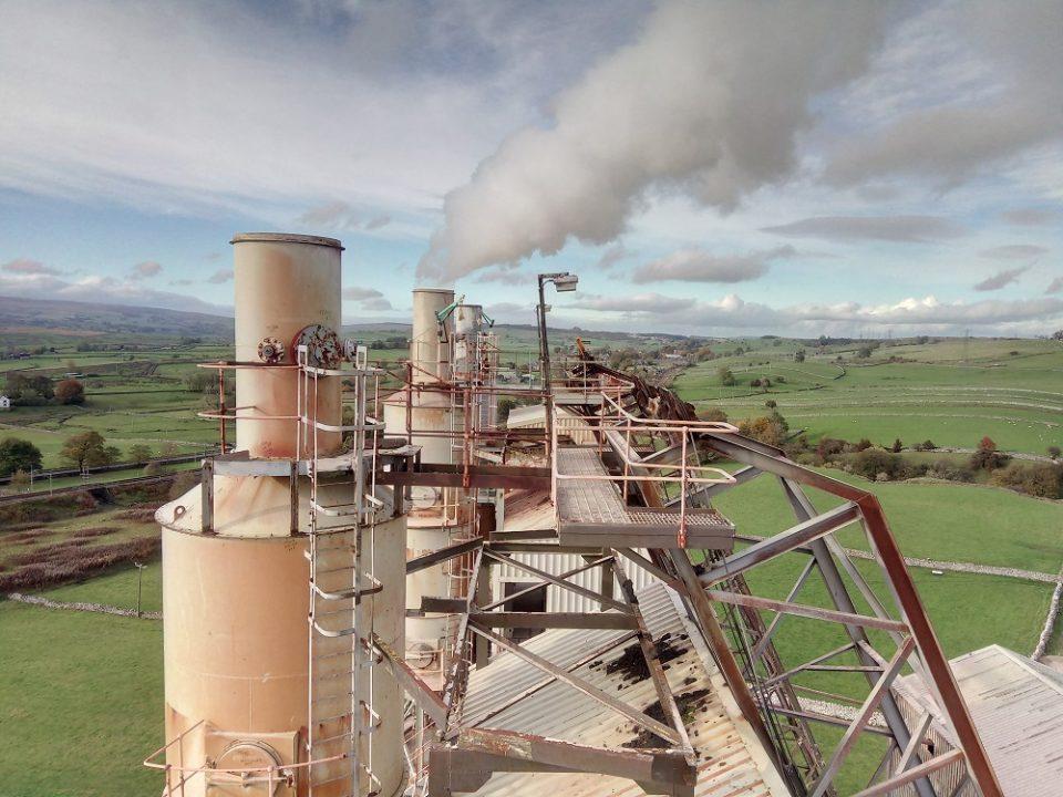 stack emissions